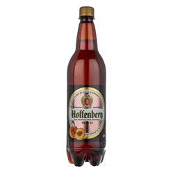 نوشیدنی مالت هلو یک لیتری هوفنبرگ